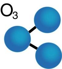 ozone-molecule